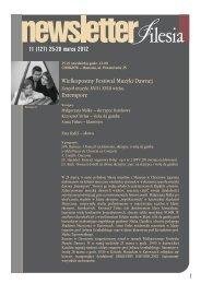 11 (127) 25-28 marca 2012 1 - Silesia