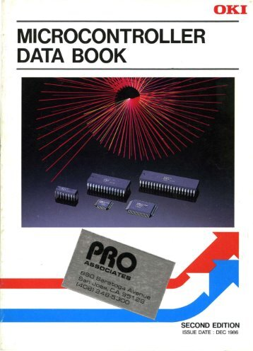 microcontroller data book oki - Index of