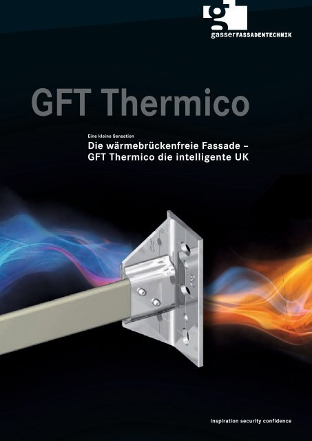 GFT Thermico - Gasser Fassadentechnik