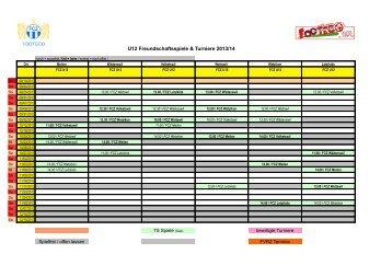 U12-Teams