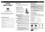 Manual - Cateye