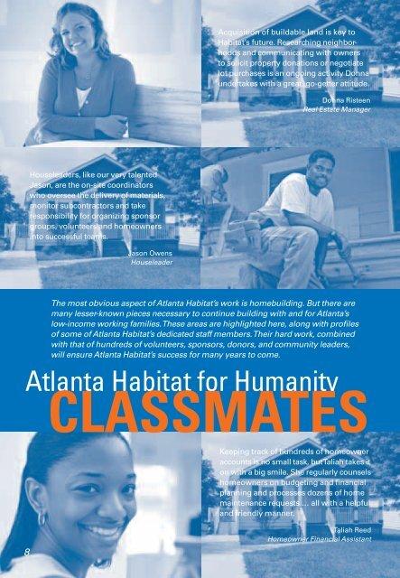!TLANTA - Atlanta Habitat for Humanity