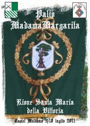 MadamaMargarita Palio - La Piazza