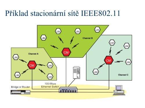 Bezdrátové systémy pro sběr a přenos dat