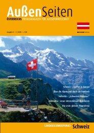 Schweiz - Kitzler Verlag