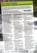 HIGH PERFORMERS ROLLER COASTER CANOES IN ... - Paramo - Page 4