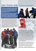 HIGH PERFORMERS ROLLER COASTER CANOES IN ... - Paramo - Page 7