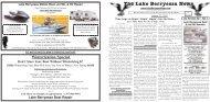 8/22/12 - Lake Berryessa e-News