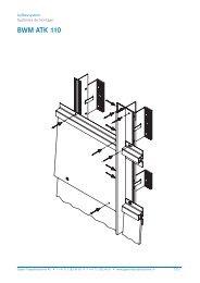BWM ATK 110 - Gasser Fassadentechnik