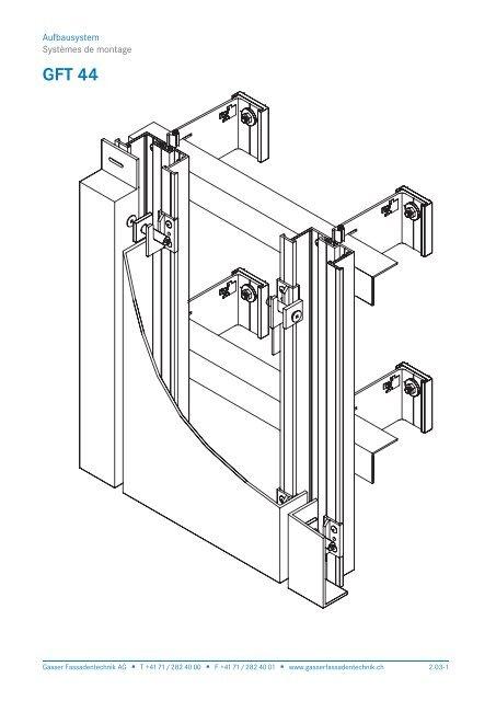 GFT 44 - Gasser Fassadentechnik