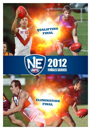 QUALIFYING FINAL - neafl