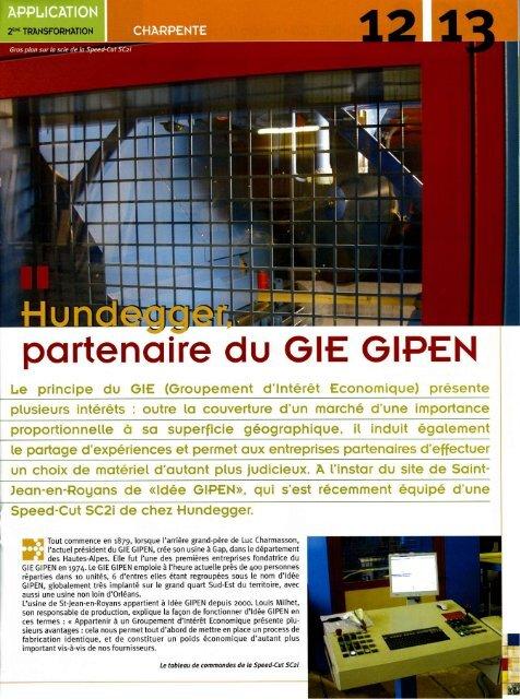 partenaire du GiE GIPEN