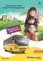 Starbus Ultra Skool - Buses - Tata Motors