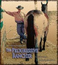 October-November 2009 Progressive Rancher - The Progressive ...
