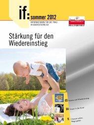 Day 2012 - Frauenreferat