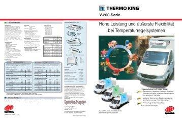 V200 - Thermo King Hockenheim, THERMOKING, TERMO-KING ...