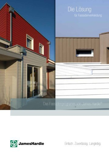 HardiePlank® brochure - James Hardie