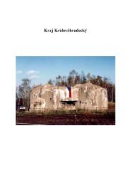 Královéhradecký kraj - texty a fotodokumentace