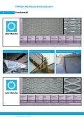 Streckmetalle - Sprich AG Maschenstrukturen - Seite 4