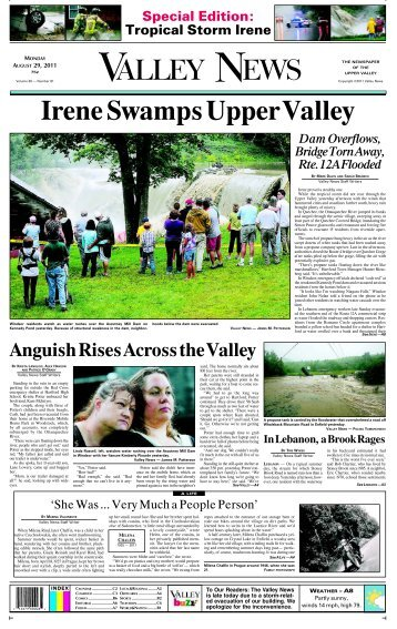 Anguish Rises Across the Valley