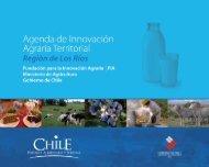 Agenda de Innovación Agraria Territorial de la Región de Los ... - Fia