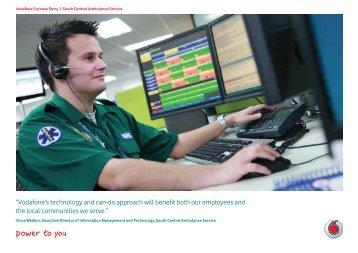 Read the case study [PDF: 742KB] - Vodafone
