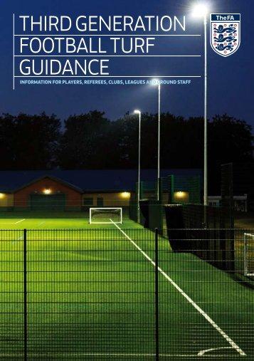 3G-Football-Turf-Guidance
