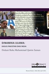 Dinamika Ulama–Kasus Pakistan & India - Democracy Project