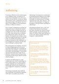 Sociale tilbud og deres naboer Idékatalog - Socialstyrelsen - Page 6