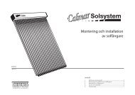 Calmar Solsystem - Trebema