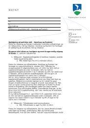 Opfølgning på politik 2012.pdf - Ringkøbing-Skjern Kommune