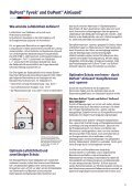 duponttm tyvek® und duponttm airguard - DuPont™ Tyvek - Seite 3