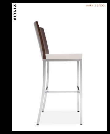 Mark 2 Stool Brochure - Stylex