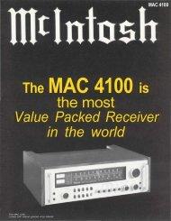 Product Brochure [pdf] - Audio Classics