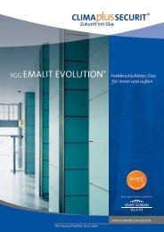 SGG EMALIT EvoLuTIon® - Saint-Gobain Glass