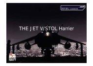 The Jet V/STOL Harrier : 주영욱