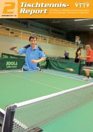 VTTV Report Nr.2 2011_Layout 1 - Vorarlberger Tischtennisverband