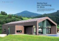 Haltbares Design: Betonfassade - Dipl. Ing. Matthias Viehhauser