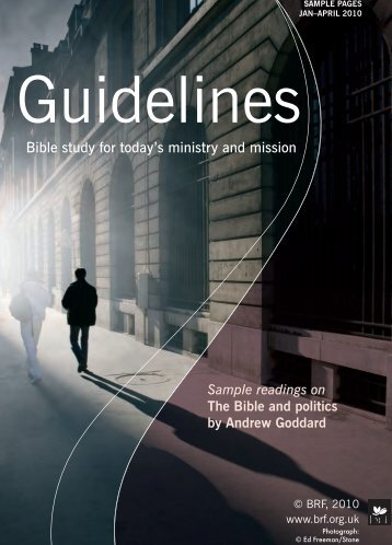 Guidelines - BRF Online Shop