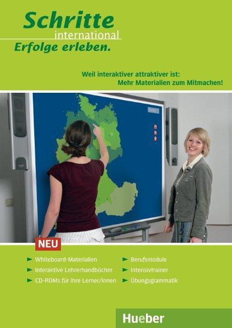 Schritte international Whiteboard