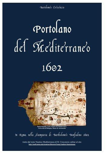 Bartolomeo Crescenzio. Portolano del Mediterraneo 1602.pdf
