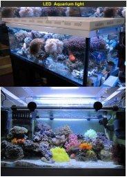 LED Aquarium Light(Melody-Lighting) - Melody-lighting.com