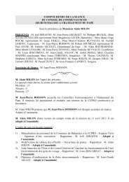 Espaces Verts – Signature d - CCPRO