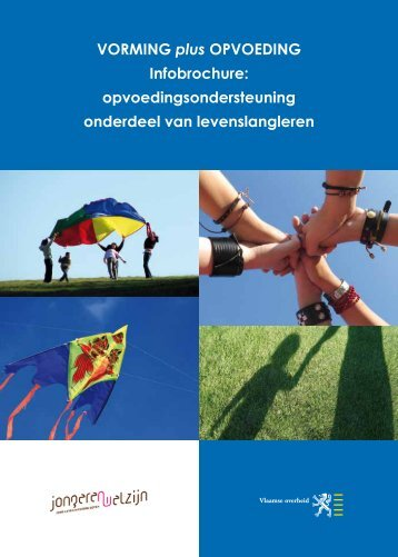 VORMING plus OPVOEDING Infobrochure ... - Expoo