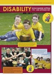EI Newsletter autumn 07.indd - Enable Ireland