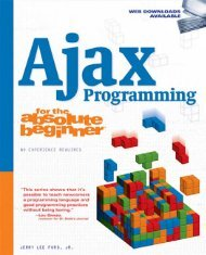 Ajax-Programming(pdf) - DOC SERVE
