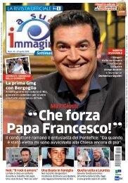 Che forza Papa Francesco! - A Sua Immagine