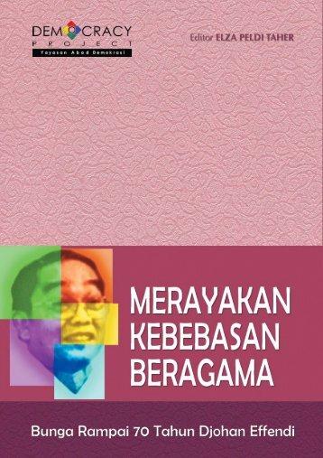 Merayakan Kebebasan Beragama - Democracy Project