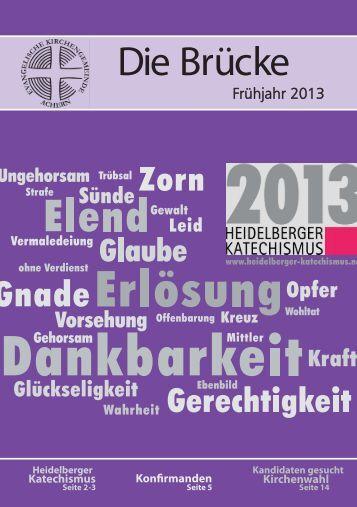 Gemeindebrief Frühjahr 2013 (PDF, 4,2 MB) - Evangelische ...