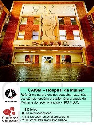 Luis Augusto M. da Silva - Centro de Computação - Unicamp